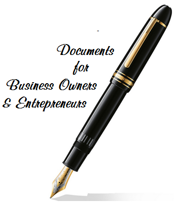 Documents for Business
